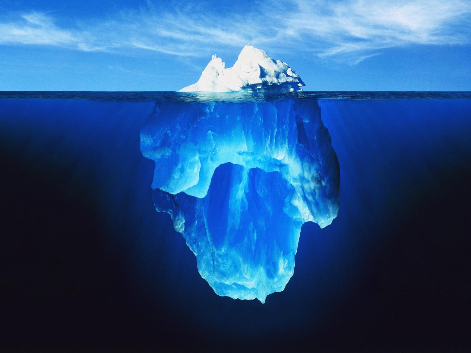 Вчені показали гігантський айсберг, який відколовся від Антарктиди
